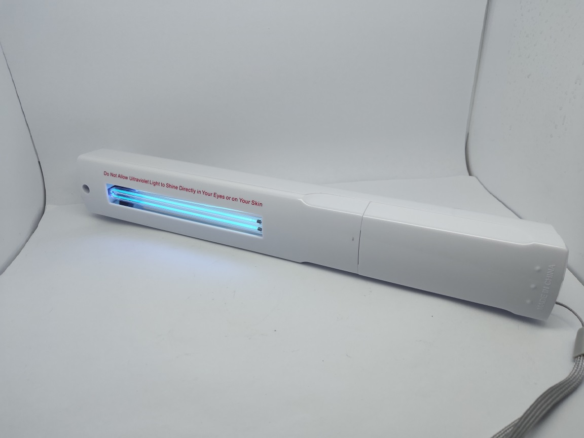 UVC/ UV/ Ultraviolet Sterilization LED Lights, Lamps, Antivirus Mini Portable Handheld, for Home/Car/Truck Disinfection