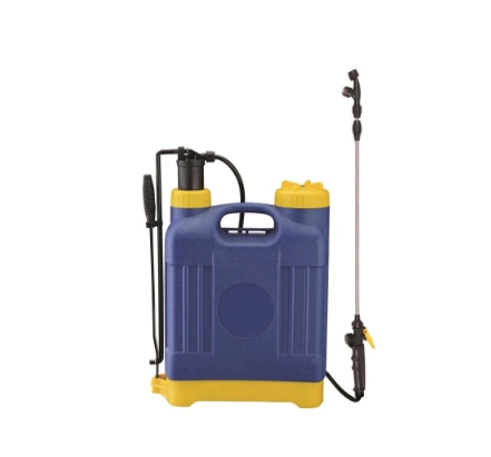 18L Knapsack Manual Sprayer Pump Backpack, Air Chamber Fy-0092